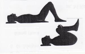 Teknik berbaring untuk meringankan sakit nyeri pinggang