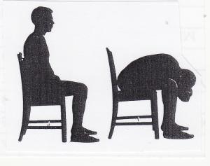 Cara Duduk untuk mencegah sakit pinggang